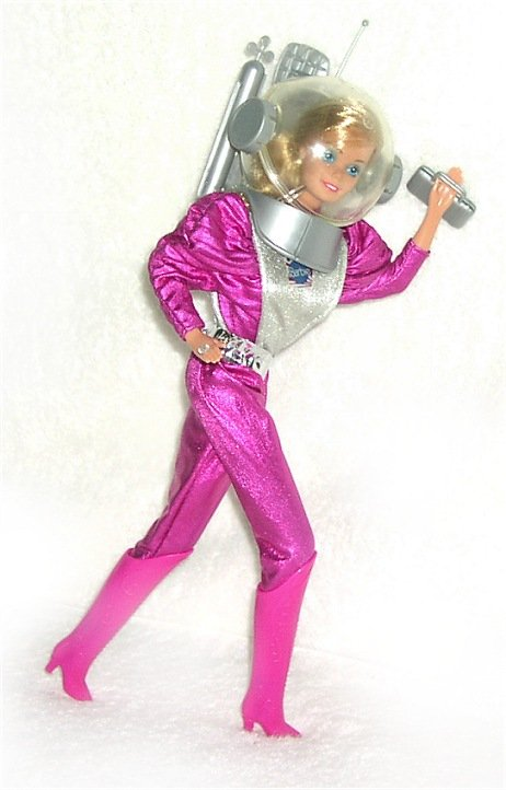 astronaut african american barbie dolls - photo #21