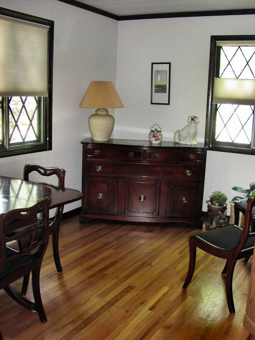 Original 1890 1916 Antique Brickwede Furniture Dining Room