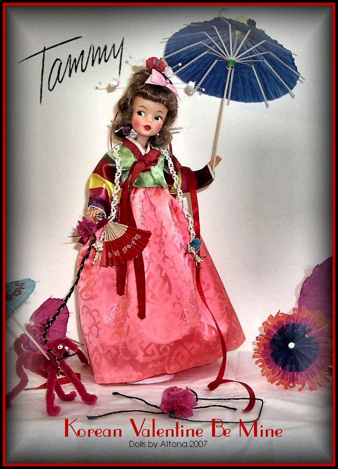 Ideal Posn Tammy - Korean Valentine 2007